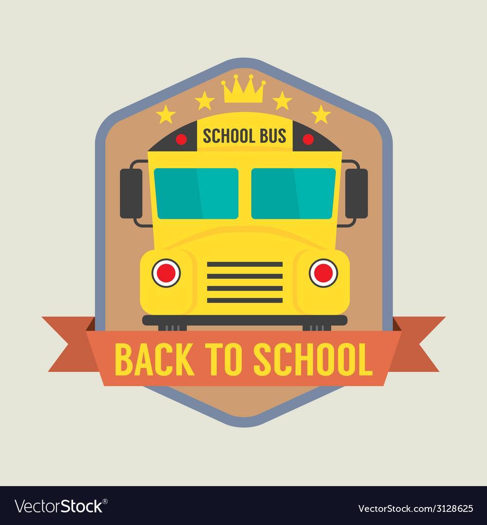 Back to School Badge