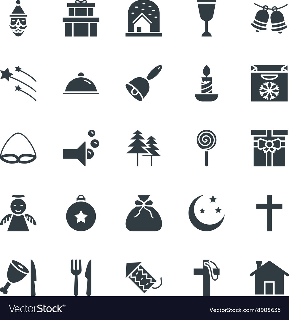 Christmas Cool Icons 3