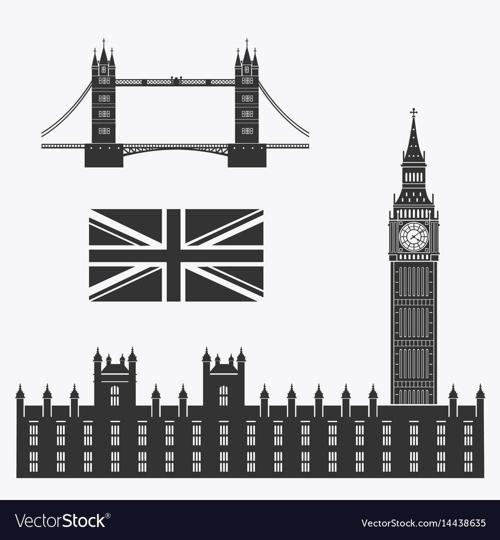 Set symbols great britain