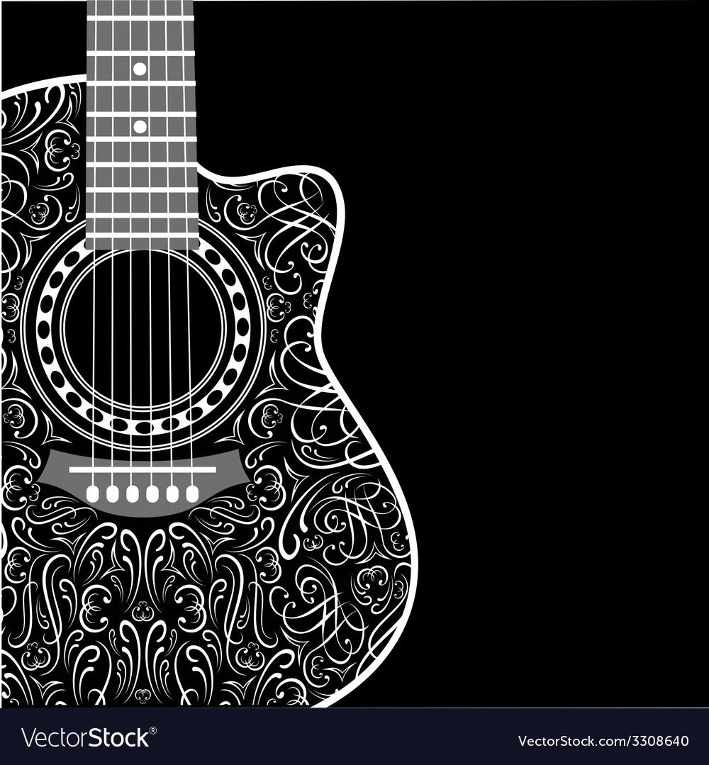 Stylish of photos guitar