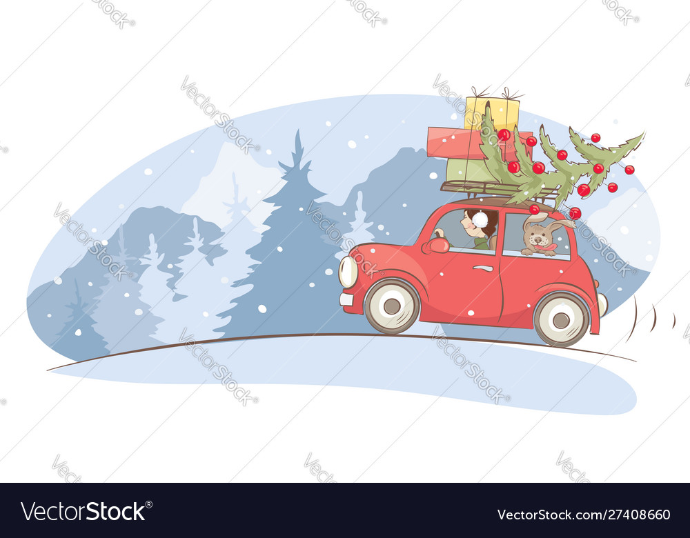 Christmas holiday winter vacations