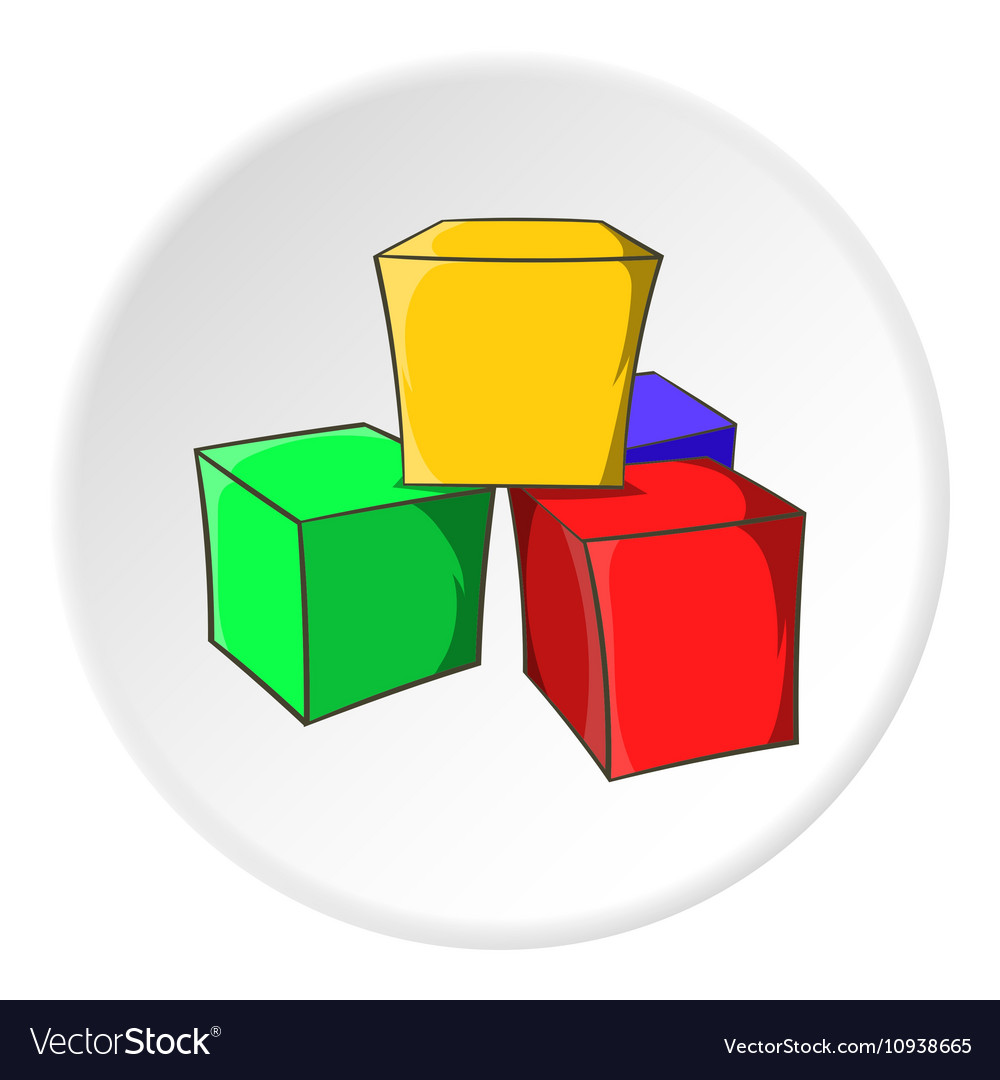 Картинка на шкафчик кубики