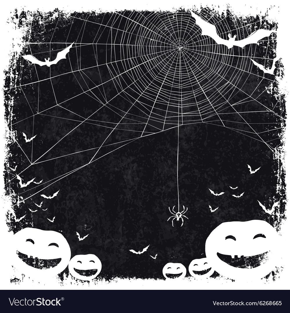 Halloween blank background