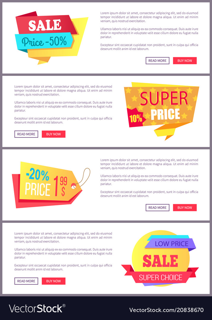 Set sale special offer order now web poster