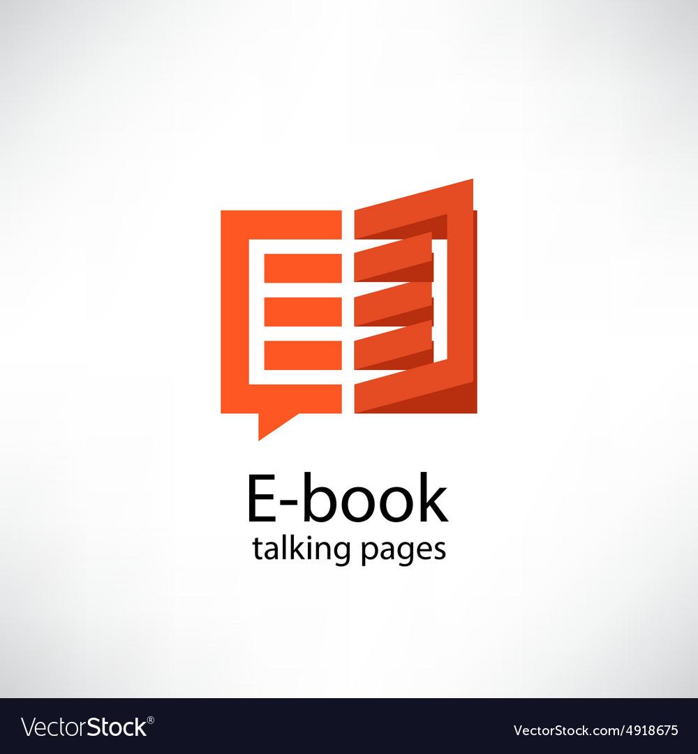 E -book Electronic Library icon