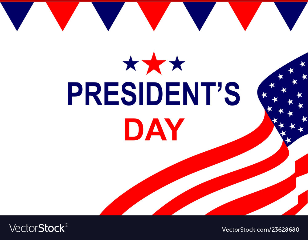 President day america logo
