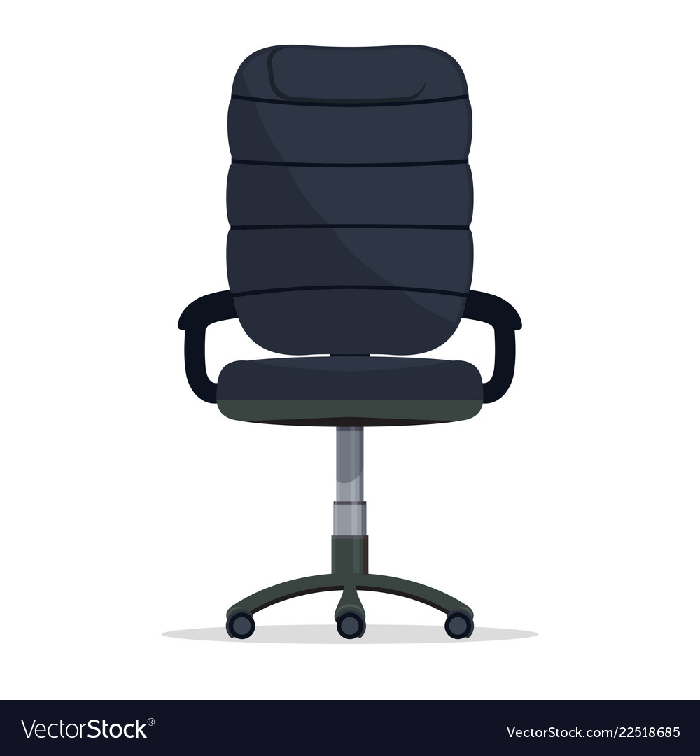 Boss Armchair Manager Seat Vector Image