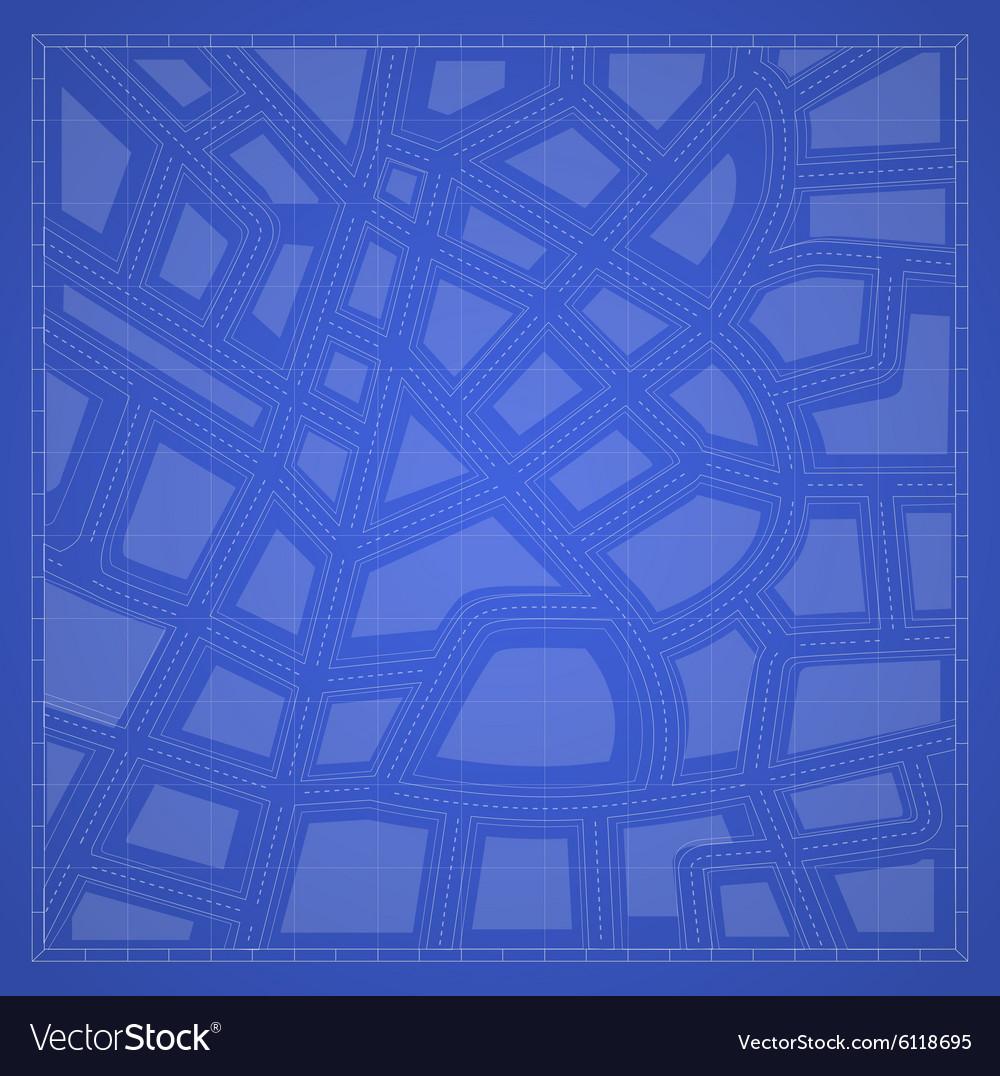 Blue print plan
