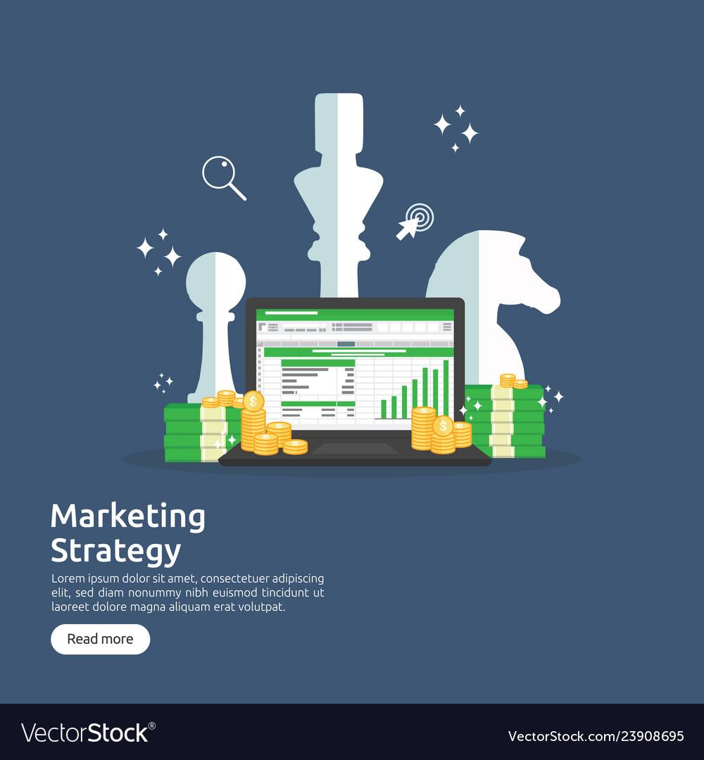 Marketing strategy business finance analysis