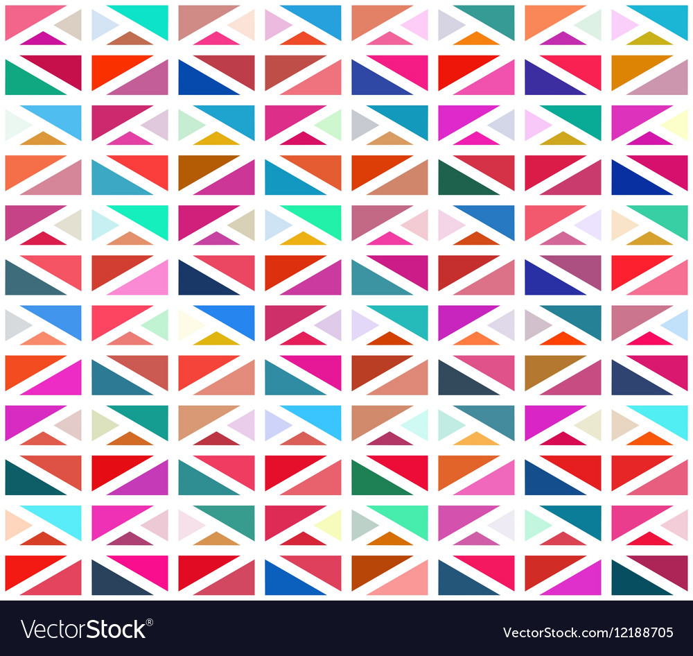 Seamless Colorful Geometric Blocks