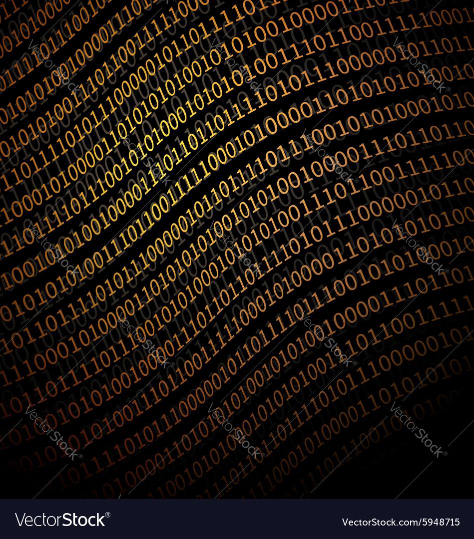 Binary Data background
