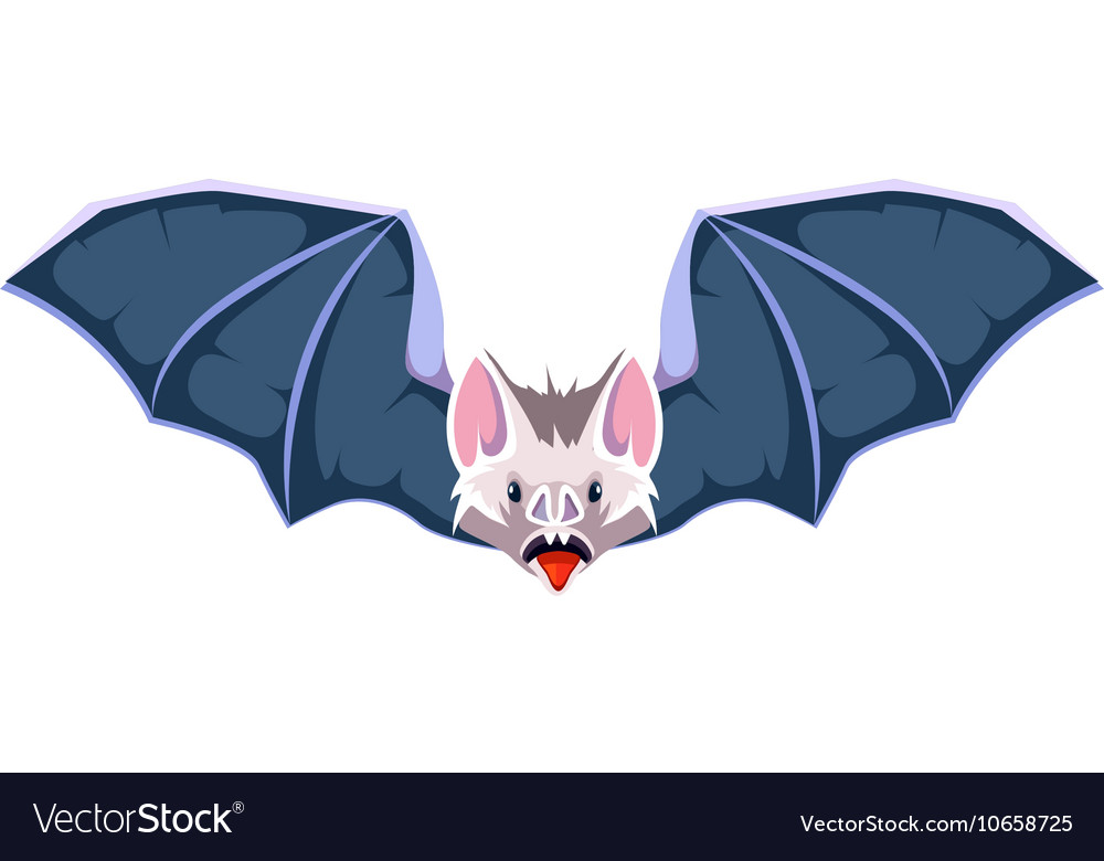 Cartoon of Bat
