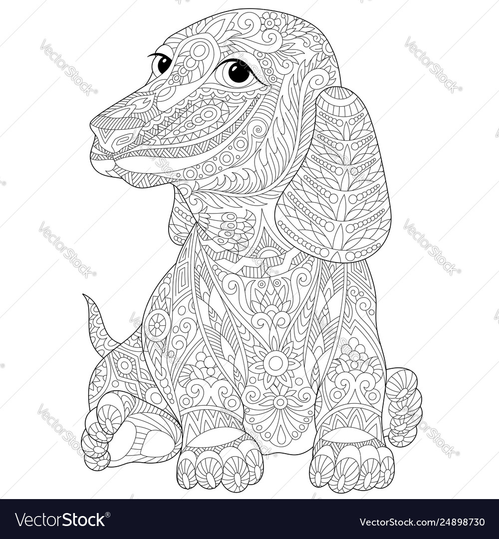 dog template Its a colourful world | Dog coloring page, Dog ... | 1080x1000