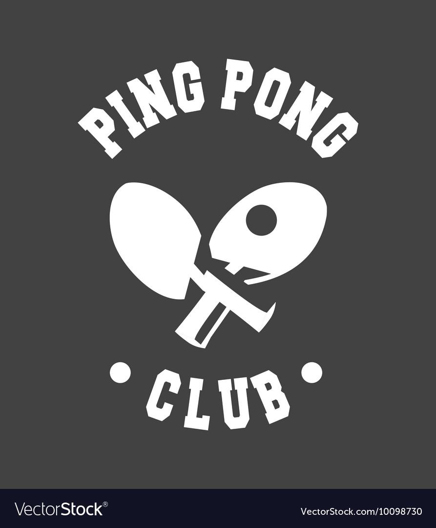 Emblem Ping Pong