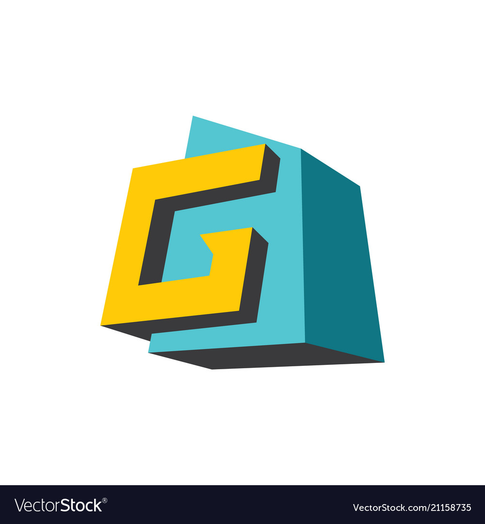Sign of the letter g