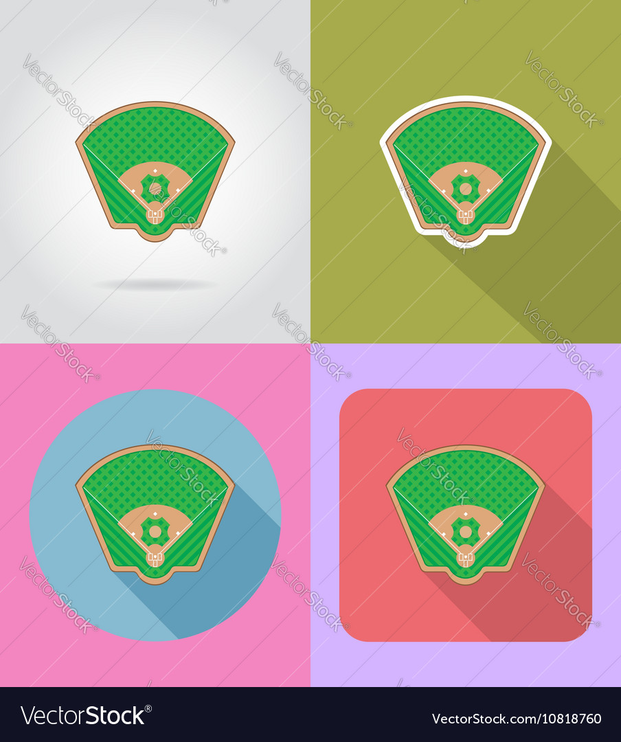Sport flat icons 52