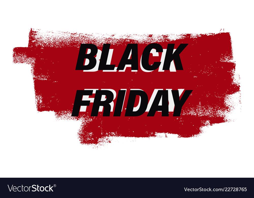 Black friday banner
