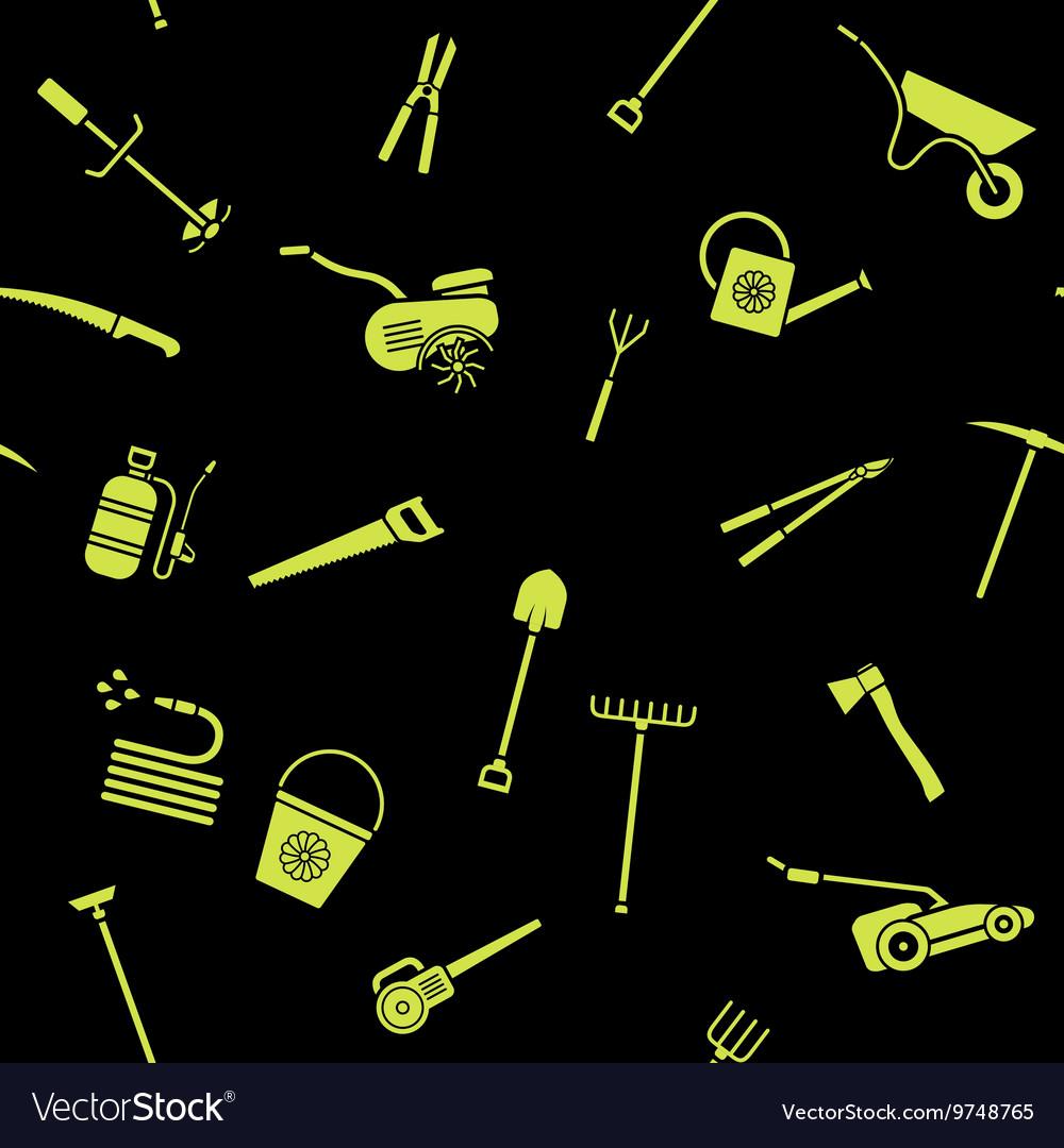 Seamless garden tools