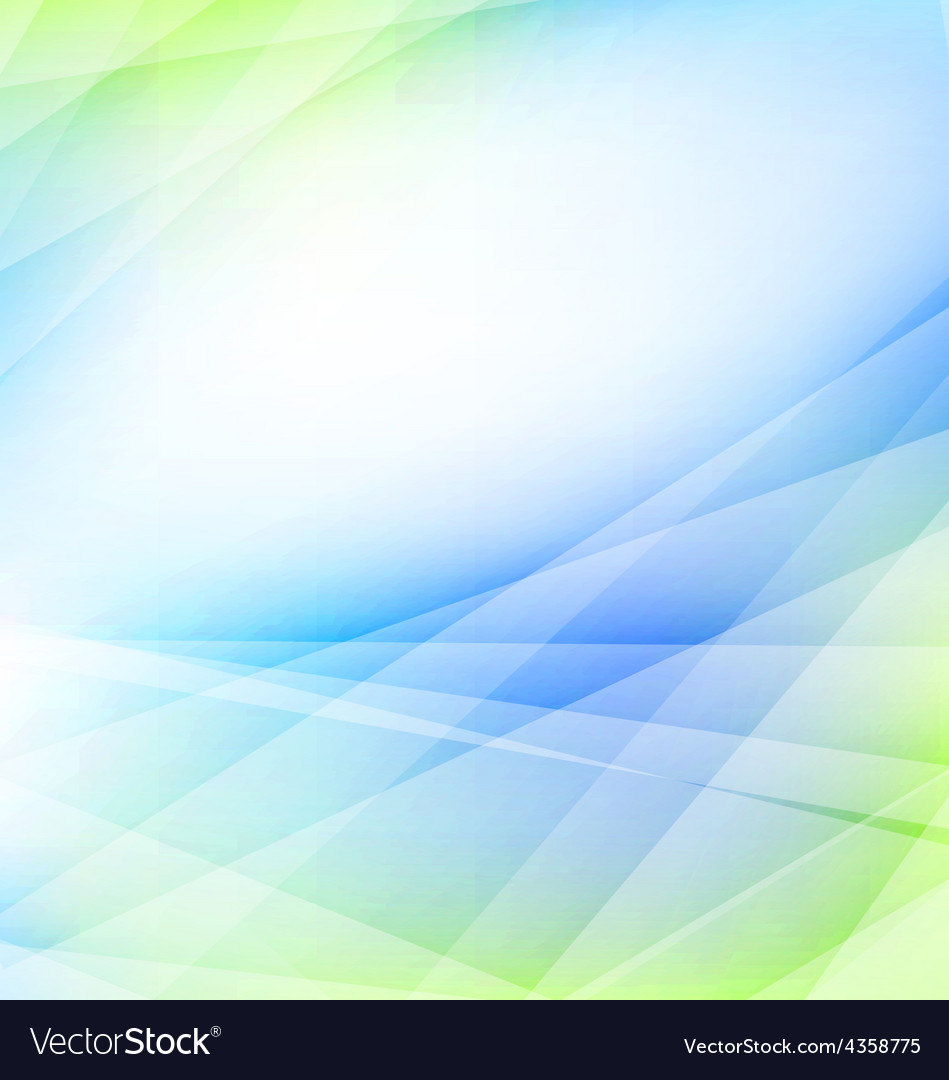 light abstract background business template vector image