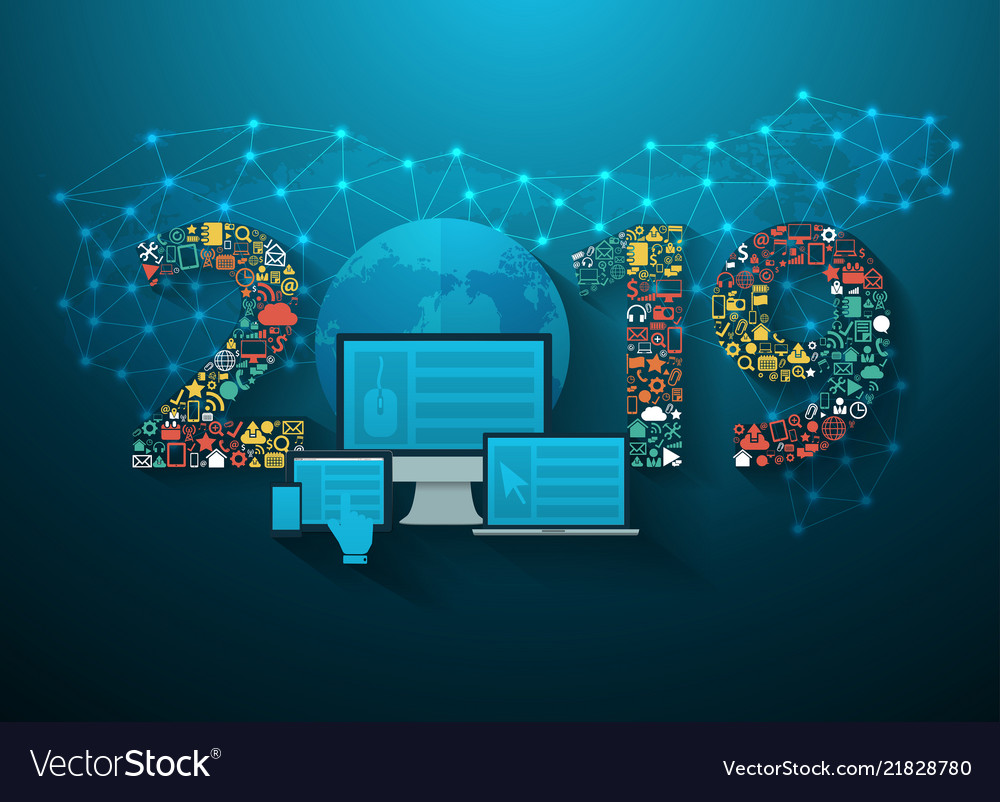 2019 new year business innovation technology