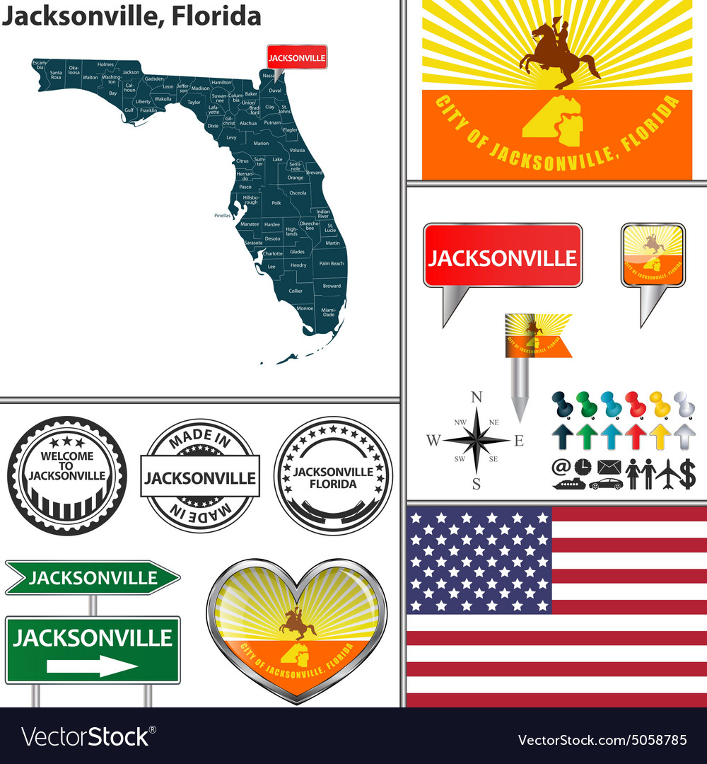 Jacksonville Florida set