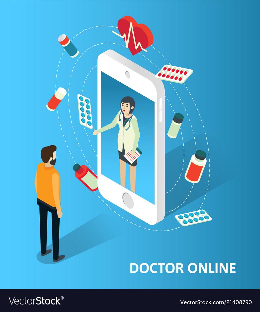 Doctor online isometric