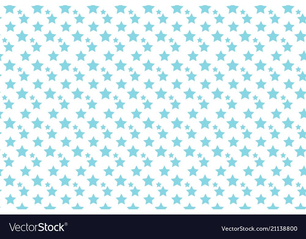 Blue stars pop art background