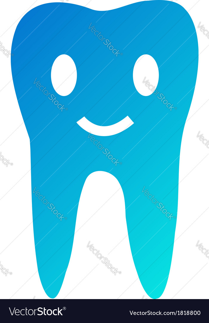 Happy tooth- Logo for dentist