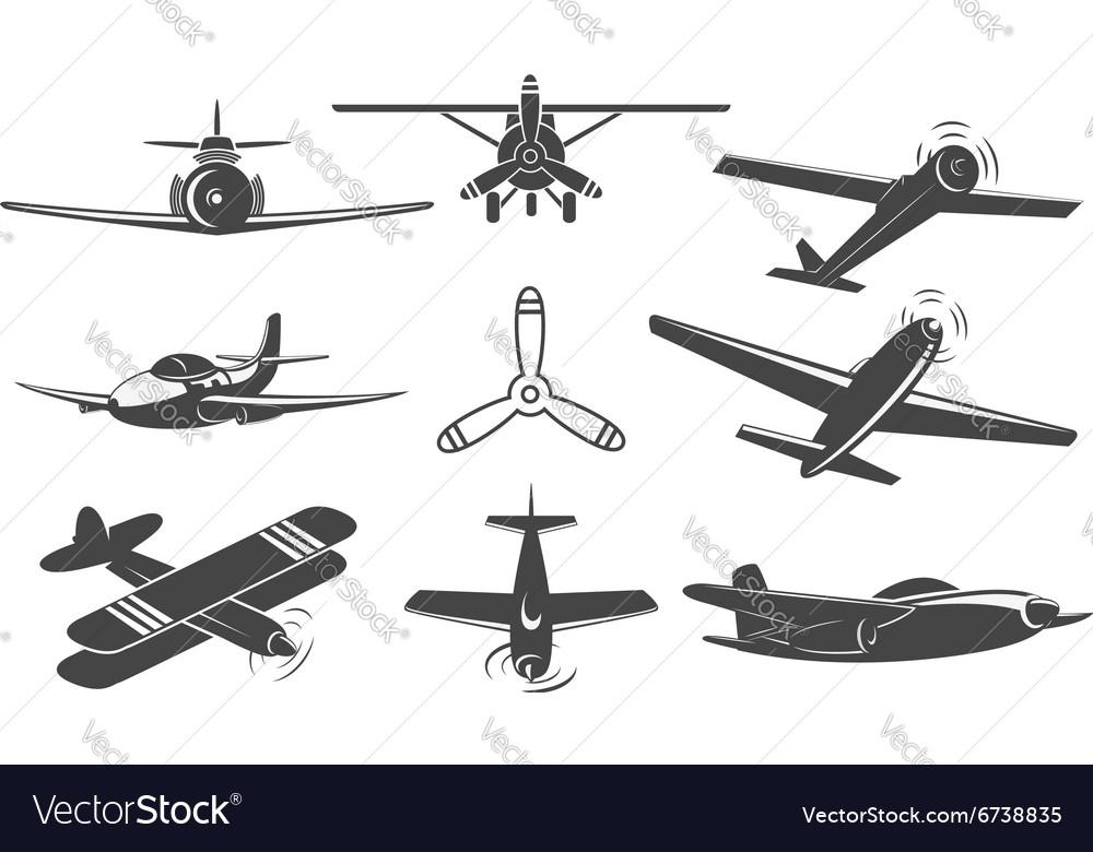 Planes set