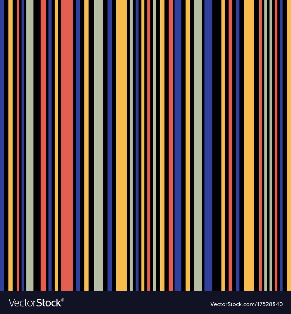 Linear halloween pattern