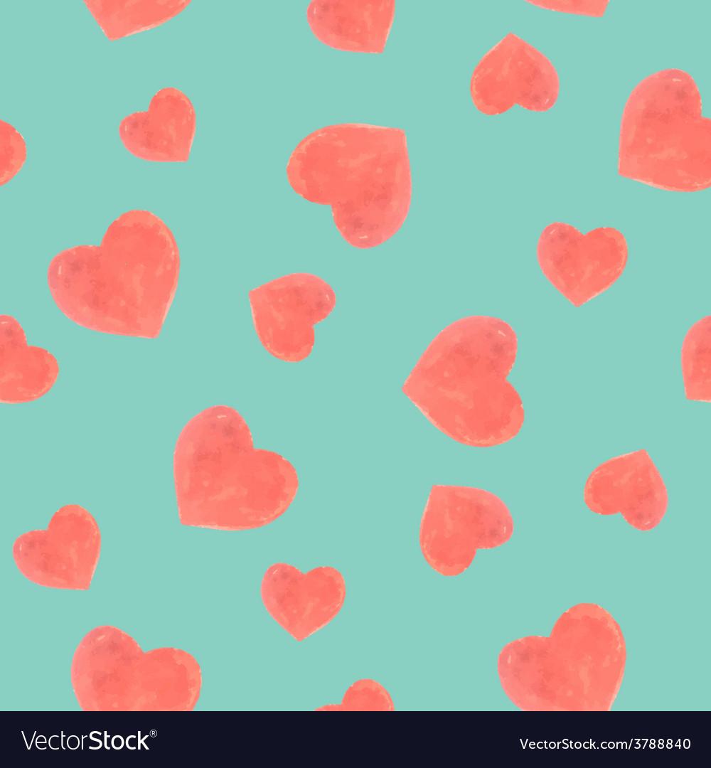 Seamless marker heart pattern