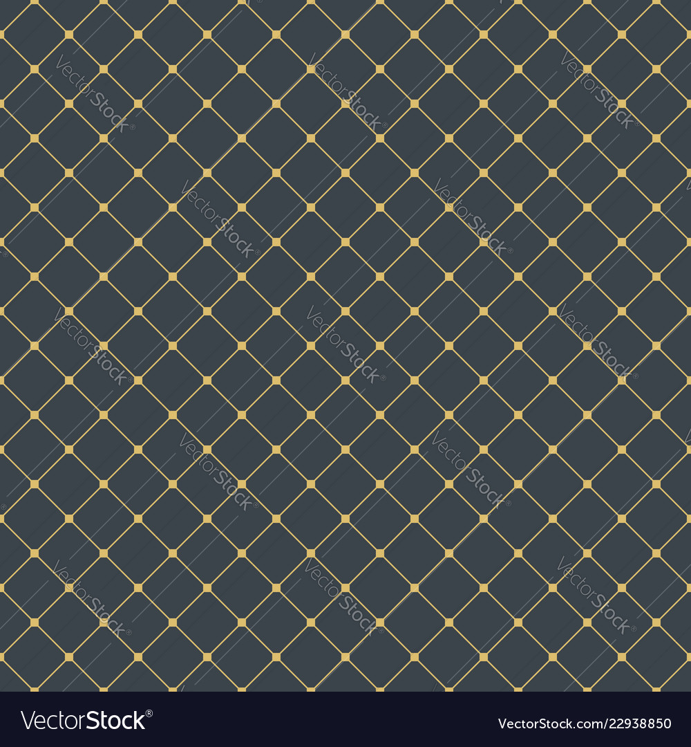 Arabesque geometric seamless pattern