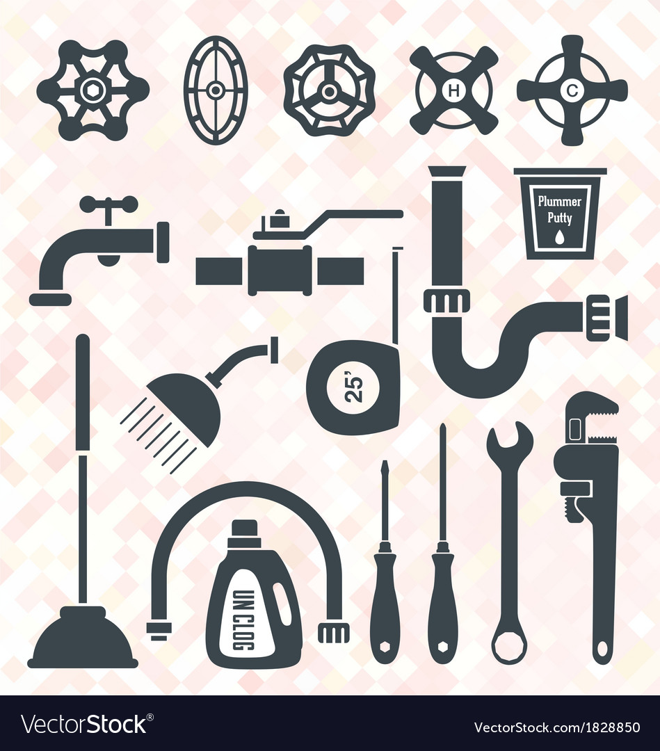 Plumbing Service Objects and Tools