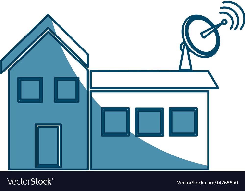 satellite dish home diagram trusted schematics diagram rh roadntracks com