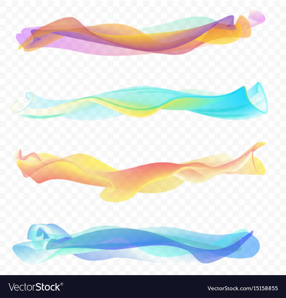 Abstract smooth wave set