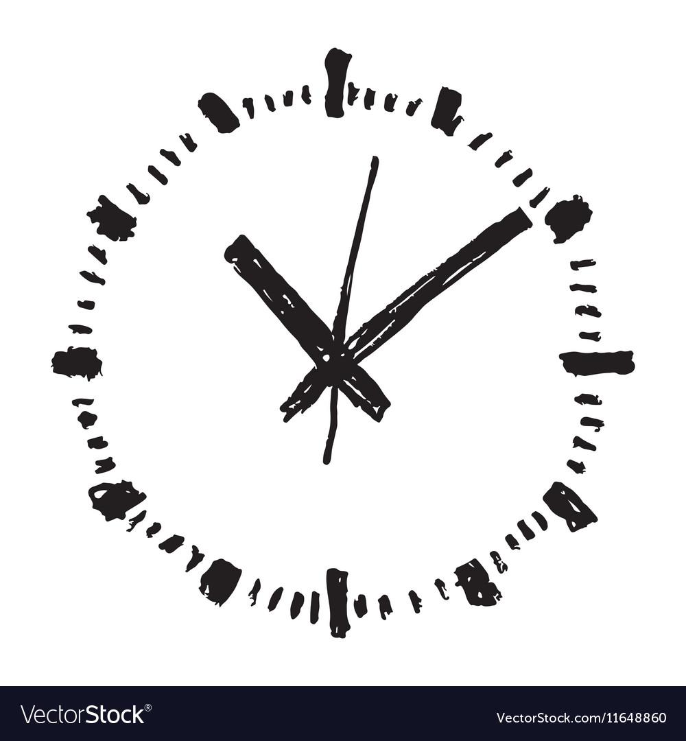 Clock handwritten2 resize