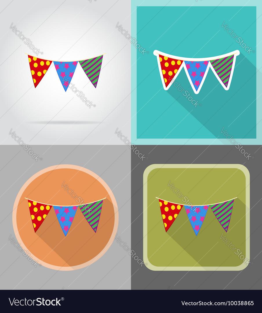 Celebration flat icons 10