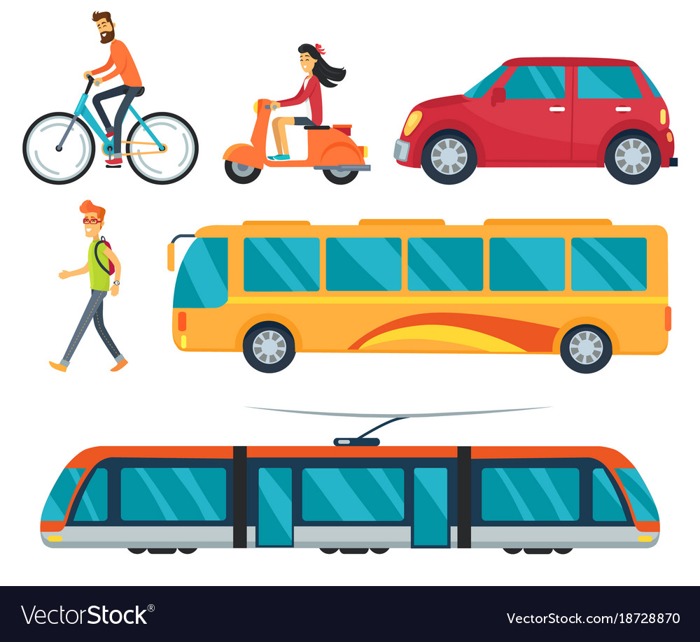 What is transport? Types of transport 46