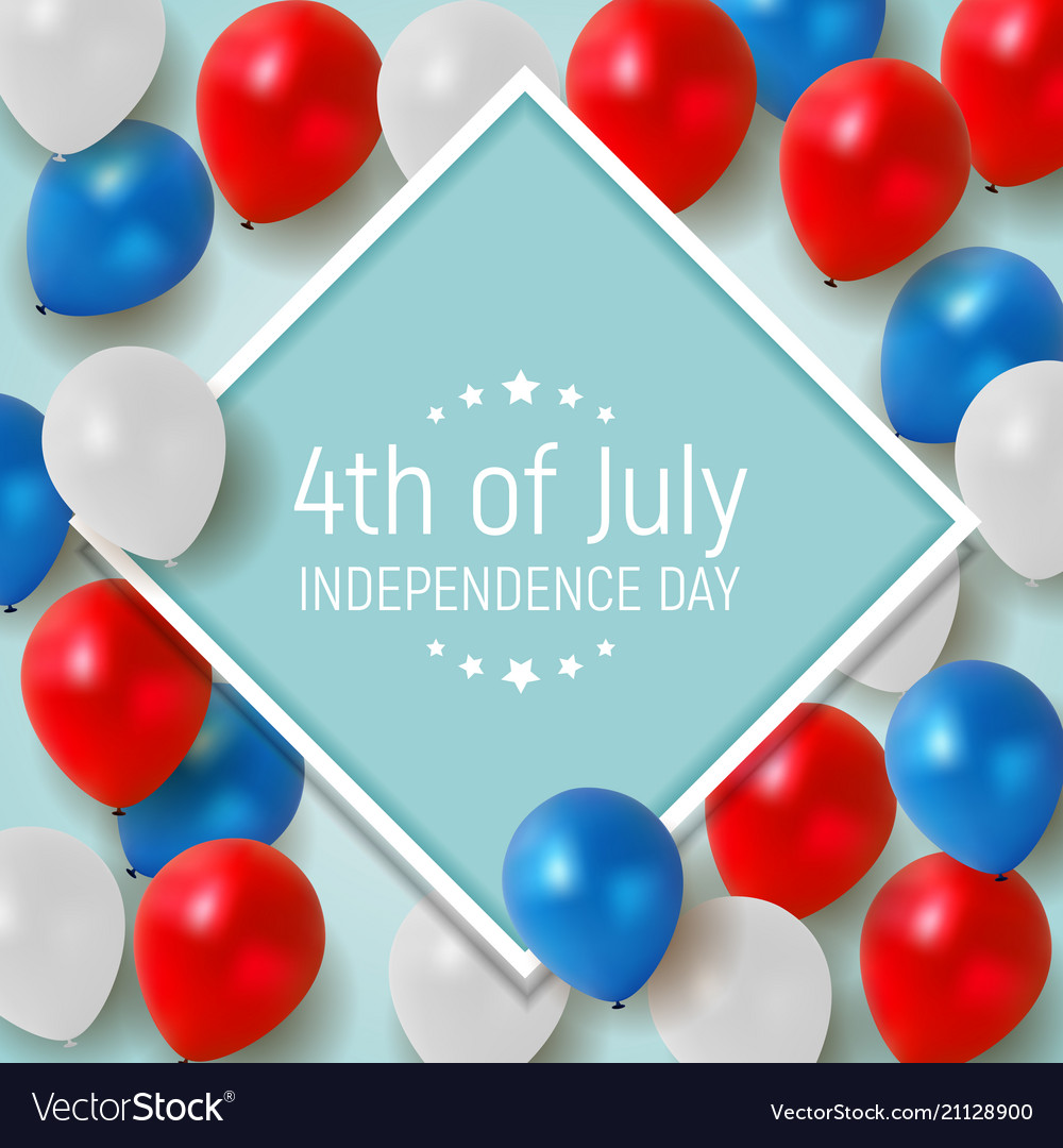 Fourth of july independence day of the united