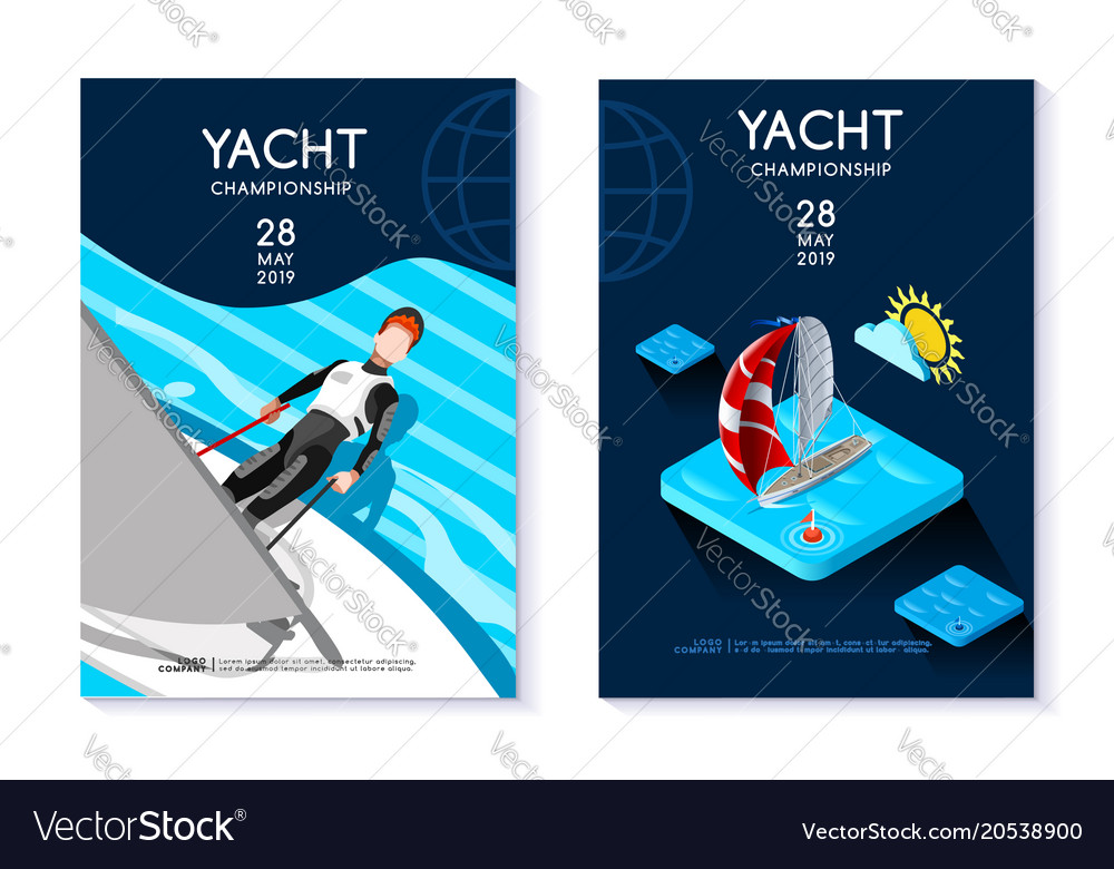 Hobby template for yacht club