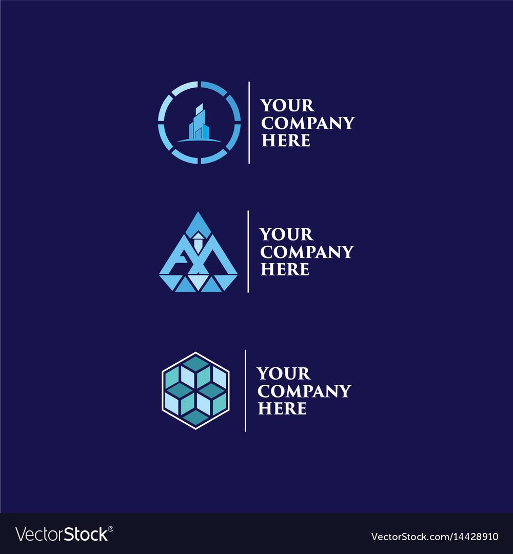 Company logo professional