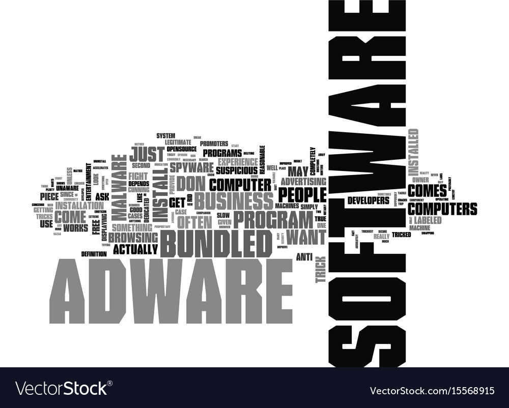 Adware are your business s computers secure text