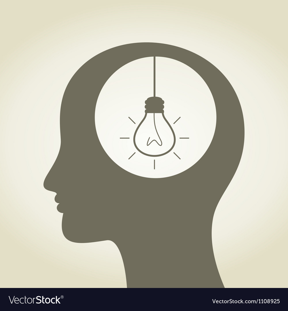 Idea in a head