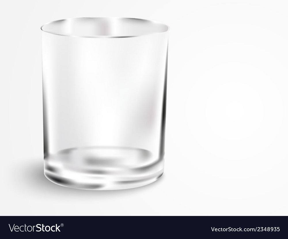 Empty mug with handle