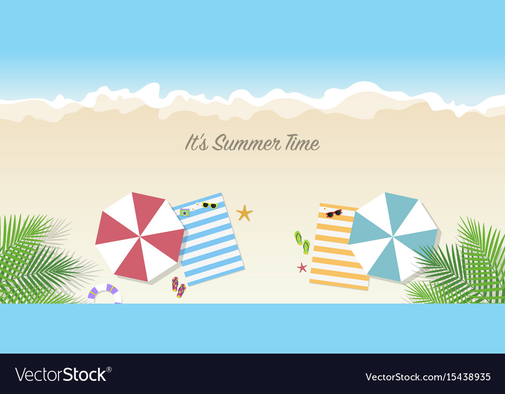 Summer time background season vacation weekend