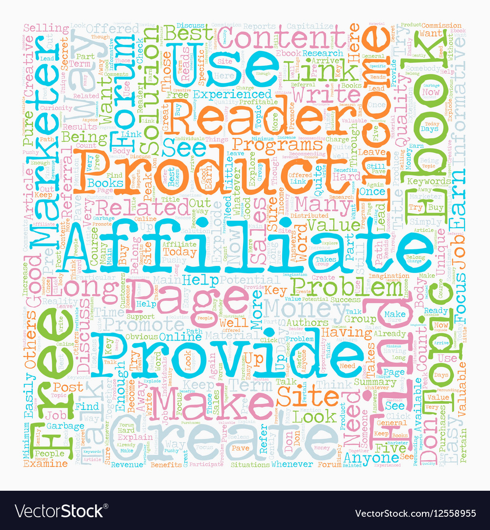 How Free eBooks can Explode your Affiliate Income