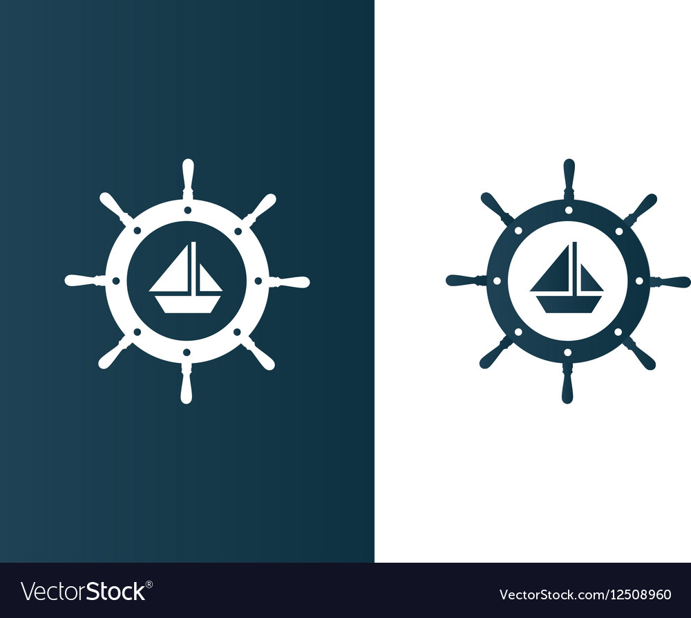 ShipWheel vector image