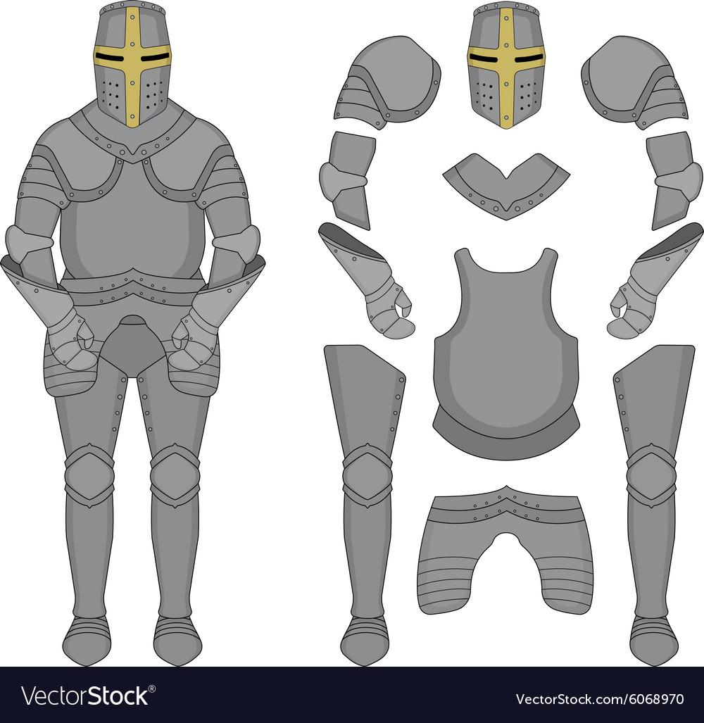 Knight armor Color