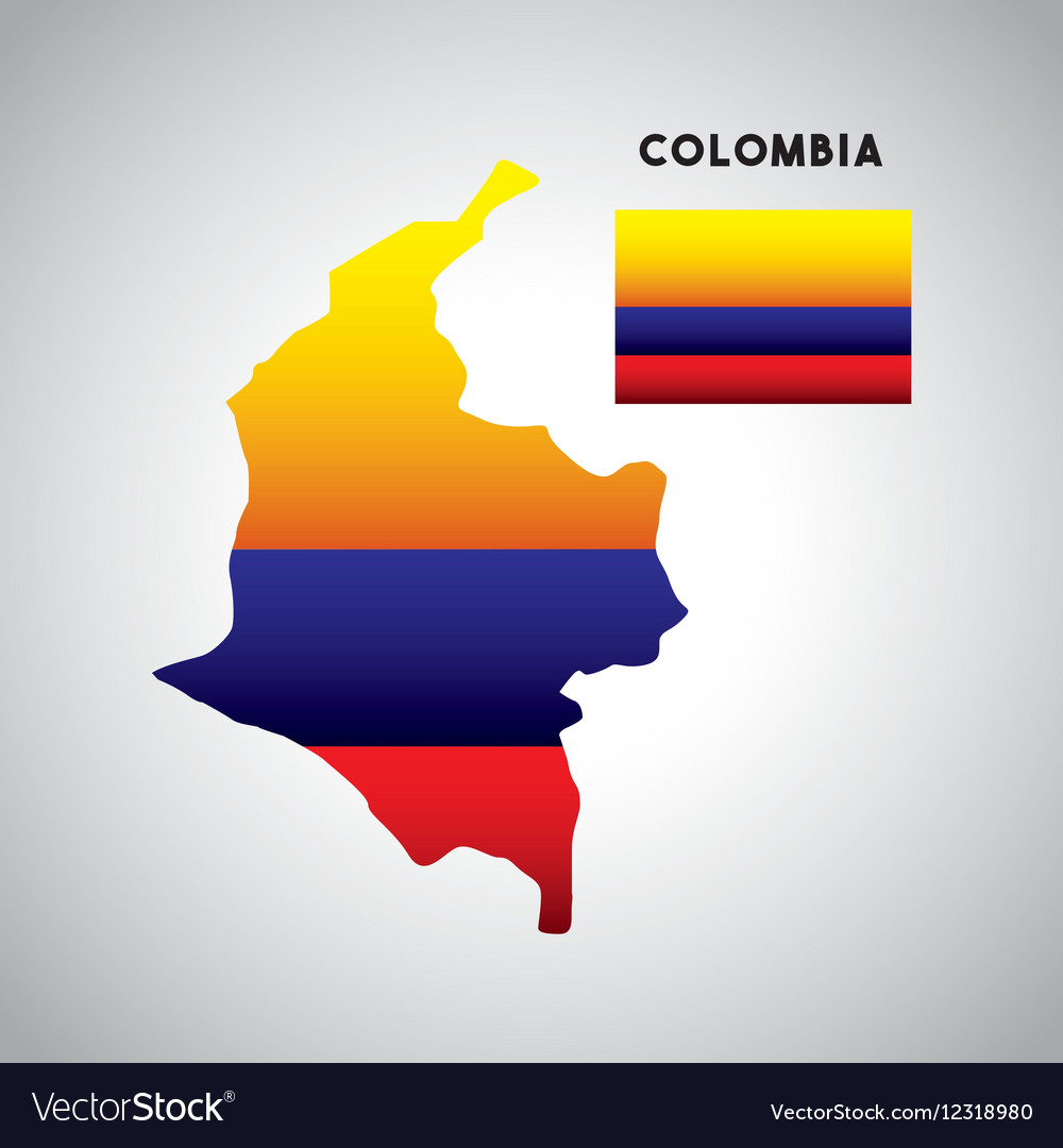 Colombia country design
