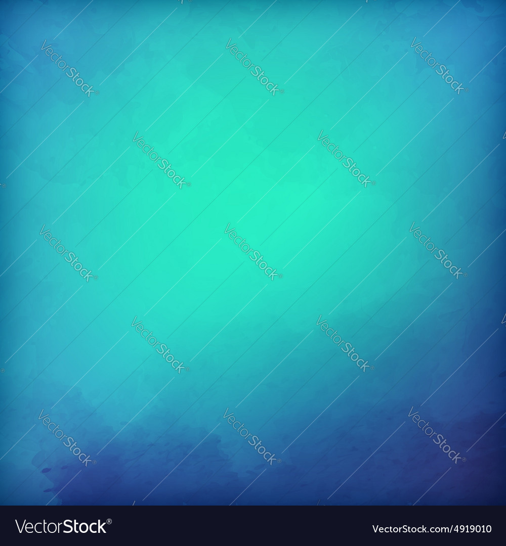 abstract blue watercolor background royalty free vector